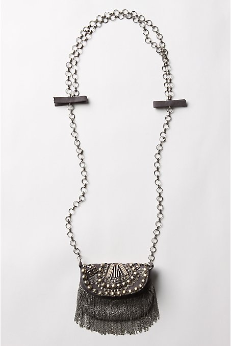 Anthropologie Maille Necklace, $128