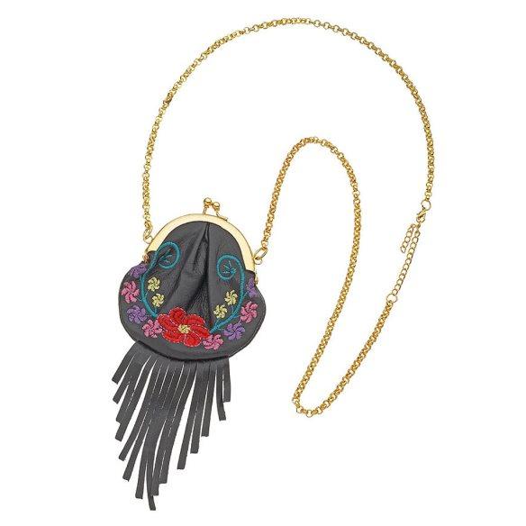 TopShop Purse Pendant Necklace, $30