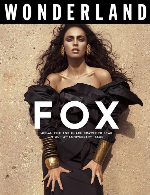 MEGAN FOX FOR WONDERLAND SEPTEMBER 09