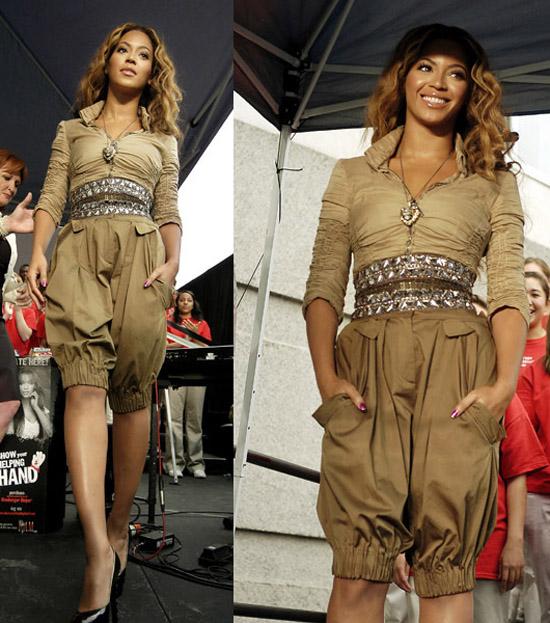 Beyonce-Safari-Outfit