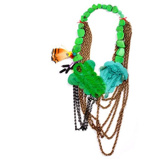 DENISE JULIA REYTAN necklace