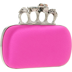 Alexander McQueen Knuckle Duster Clutch, $1,599.00 <---Ummm, yeah moving on...